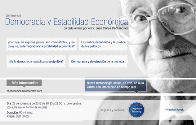 Flyer.Hayek
